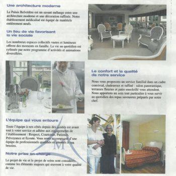 Medifar-Palais-Belvédère-Alpes-Maritimes-Grasse-Article de presse-Nice-Matin-5